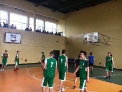 III Miejsce dla II LO w Mistrzostwach Rejonu w koszykówce chłopców_10