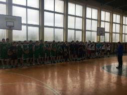 III Miejsce dla II LO w Mistrzostwach Rejonu w koszykówce chłopców_1