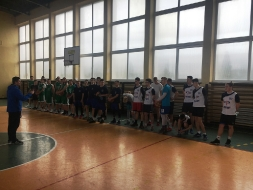 III Miejsce dla II LO w Mistrzostwach Rejonu w koszykówce chłopców_2