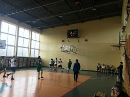 III Miejsce dla II LO w Mistrzostwach Rejonu w koszykówce chłopców_6