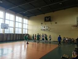 III Miejsce dla II LO w Mistrzostwach Rejonu w koszykówce chłopców_7