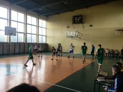 III Miejsce dla II LO w Mistrzostwach Rejonu w koszykówce chłopców_8