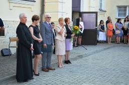Inauguracja roku szkolnego 2018/2019 w II Liceum Ogólnokształcącym im. Piotra Firleja w Lubartowie_11