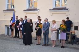 Inauguracja roku szkolnego 2018/2019 w II Liceum Ogólnokształcącym im. Piotra Firleja w Lubartowie_12