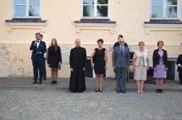 Inauguracja roku szkolnego 2018/2019 w II Liceum Ogólnokształcącym im. Piotra Firleja w Lubartowie_1