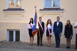 Inauguracja roku szkolnego 2018/2019 w II Liceum Ogólnokształcącym im. Piotra Firleja w Lubartowie_3