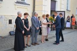 Inauguracja roku szkolnego 2018/2019 w II Liceum Ogólnokształcącym im. Piotra Firleja w Lubartowie_4