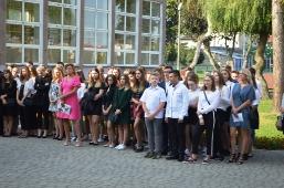Inauguracja roku szkolnego 2018/2019 w II Liceum Ogólnokształcącym im. Piotra Firleja w Lubartowie_7