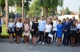 Inauguracja roku szkolnego 2018/2019 w II Liceum Ogólnokształcącym im. Piotra Firleja w Lubartowie_8