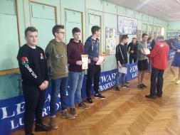 Mistrzostwa Powiatu w Drużynowym Tenisie Stołowym Dziewcząt i Chłopców_10