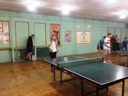 Mistrzostwa Powiatu w Drużynowym Tenisie Stołowym Dziewcząt i Chłopców_6