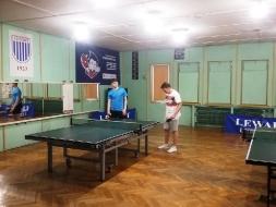 Mistrzostwa Powiatu w Drużynowym Tenisie Stołowym Dziewcząt i Chłopców_7