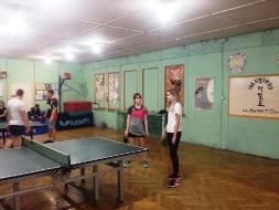 Mistrzostwa Powiatu w Drużynowym Tenisie Stołowym Dziewcząt i Chłopców_8