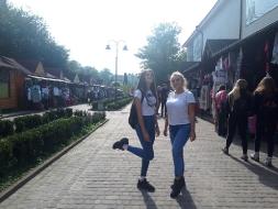 Młodzież z II LO zwiedzała Ukrainę