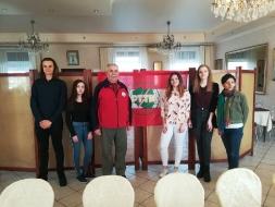Przodownicy Turystyki Pieszej z SKKT Azymut _2