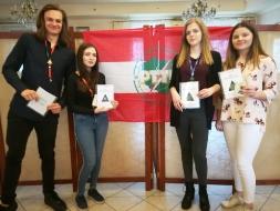 Przodownicy Turystyki Pieszej z SKKT Azymut _8