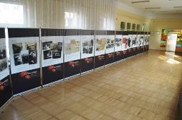 """""""Samarytanie z Markowej"""" – wystawa IPN w II Liceum Ogólnokształcącym"""