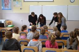 Spotkanie z przedszkolakami w II LO_11