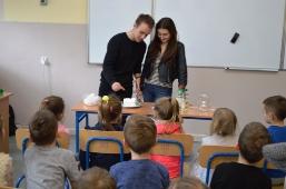 Spotkanie z przedszkolakami w II LO