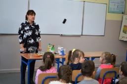 Spotkanie z przedszkolakami w II LO_2
