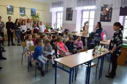 Spotkanie z przedszkolakami w II LO_3