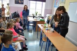 Spotkanie z przedszkolakami w II LO_4