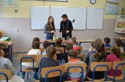 Spotkanie z przedszkolakami w II LO_5