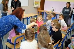Spotkanie z przedszkolakami w II LO_6
