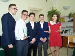 Uczniowie z II LO zwycięzcami IX Debaty Politologicznej _5