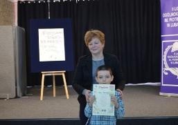VII Międzyszkolny Konkurs Poezji Anglojęzycznej w II LO