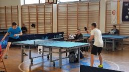 Wojewódzka Licealiada w tenisie stołowym_2