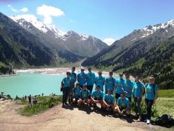 Wyprawa do Kazachstanu i Kirgistanu - dzień 1 i 2