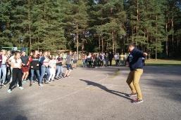 Obóz integracyjny uczniów klas pierwszych_14