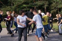 Obóz integracyjny uczniów klas pierwszych_16