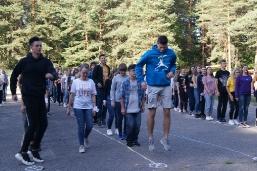 Obóz integracyjny uczniów klas pierwszych_21