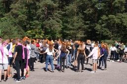 Obóz integracyjny uczniów klas pierwszych_33