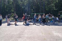 Obóz integracyjny uczniów klas pierwszych_43