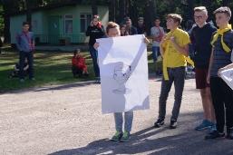 Obóz integracyjny uczniów klas pierwszych_57
