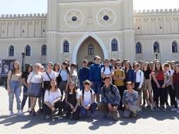 Uczniowie II LO z wizytą w Państwowym Muzeum na Majdanku_11