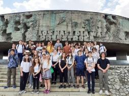 Uczniowie II LO z wizytą w Państwowym Muzeum na Majdanku_5