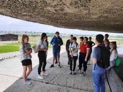 Uczniowie II LO z wizytą w Państwowym Muzeum na Majdanku_6