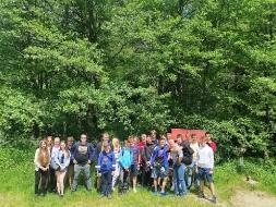 Wycieczka uczniów II LO do Krasnobrodu_10
