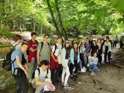 Wycieczka uczniów II LO do Krasnobrodu_12