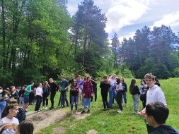 Wycieczka uczniów II LO do Krasnobrodu_8