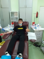 Honorowi Dawcy Krwi z II LO_1