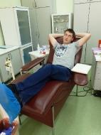 Honorowi Dawcy Krwi z II LO_2