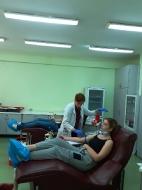 Honorowi Dawcy Krwi z II LO_3
