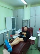 Honorowi Dawcy Krwi z II LO_4