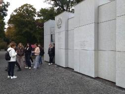 Klasy IIg i IIj z wizytą w Warszawie_13