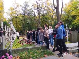 Klasy IIg i IIj z wizytą w Warszawie_9